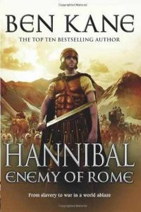 Ben Kane Hannibal book