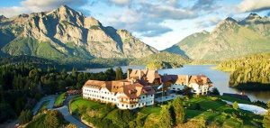 Hotel Llao Llao bike tour