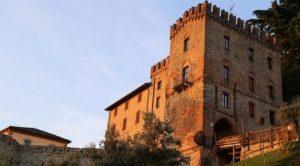 Antico Borgo di Tabiano Castello, Italy.