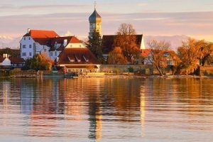 Schloss Hotel Wasserburg, Bodensee, Germany