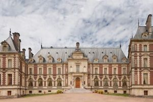 Château de Villersexel, Burgundy, France